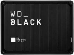 Зовнішній жорсткий диск Western Digital Black P10 Game Drive 4TB WDBA3A0040BBK-WESN