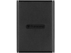 Зовнішній твердотільний накопичувач Transcend ESD230C 240GB TS240GESD230C Black