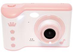 Екшн камера дитяча LEDGREAT Kids Camera A5 Pink