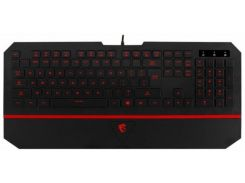 Клавіатура MSI Interceptor DS4100 USB Black Gaming  (MSI_DS4100_UA_WHITE_BOX)