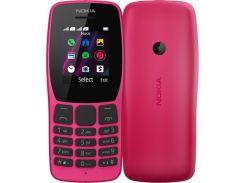 Мобільний телефон Nokia 110 2019 Pink  (110 DS 2019 Pink)