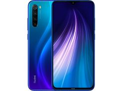 Смартфон Xiaomi Redmi Note 8 4/64GB Neptune Blue
