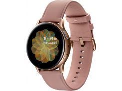 Смарт годинник Samsung Galaxy Watch Active 2 R830 40mm - Stainless steel Gold  (SM-R830NSDASEK)