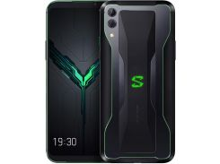 Смартфон Xiaomi Black Shark 2 12/256GB Shadow Black with Earphone