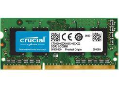 Оперативна пам'ять  Crucial DDR3L 1x4GB for Mac CT4G3S160BM
