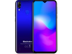 Смартфон Blackview A60 1/16GB Gradient Blue  (6931548305750)