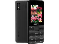 Мобільний телефон TECNO T372 Black  (4895180746833)