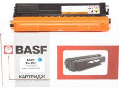 Туба-тонер BASF for Konica Minolta Bizhub C224/284/364 аналог TN-321C Cyan
