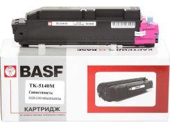 Туба-тонер BASF for Kyocera Mita ECOSYS M6030cdn/TK-5140 аналог 1T02NRBNL0 Magenta