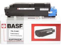 Туба-тонер BASF for Kyocera Mita ECOSYS M6030cdn/TK-5140 аналог 1T02NRCNL0 Cyan