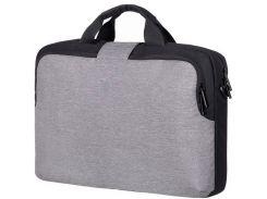 Сумка для ноутбука 2E Supreme Gray