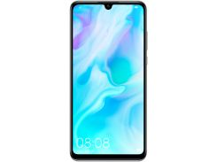Смартфон Huawei P30 Lite 4/128GB White  (51093PUW)