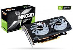 Відеокарта Inno3D GTX 1660 Twin X2 OC RGB (N16602-06D5X-1521VA15LB)
