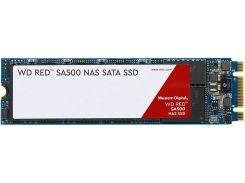 Твердотільний накопичувач Western Digital Red SA500 2280 500GB WDS500G1R0B