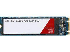 Твердотільний накопичувач Western Digital Red SA500 2280 1TB WDS100T1R0B
