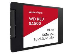 Твердотільний накопичувач Western Digital Red SA500 2TB WDS200T1R0A