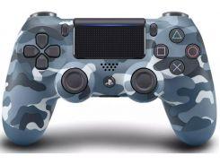 Геймпад Sony PlayStation Dualshock v2 Blue Camouflage  (9726111)