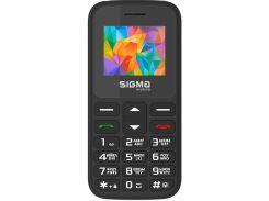 Мобільний телефон SIGMA Comfort 50 HIT 2020 Black