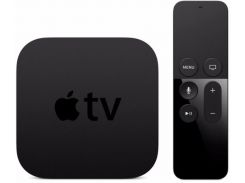 Медіаплеєр Apple TV 4th generation 32GB  (MR912)