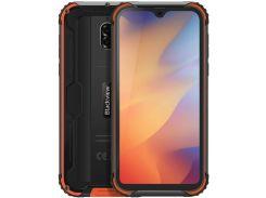 Смартфон Blackview BV5900 3/32GB Orange  (6931548305958)