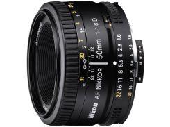 Об'єктив Nikon  AF 50mm f/ 1.8D