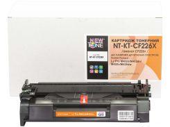 Картридж NewTone for HP LJ Pro M402d/M402dn/M402n/M426dw аналог CF226X Black