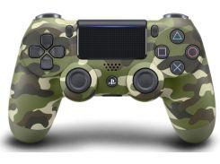 Геймпад Sony PlayStation Dualshock v2 Green Cammo