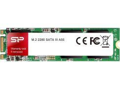 Твердотільний накопичувач Silicon Power A55 2280 128GB SP128GBSS3A55M28