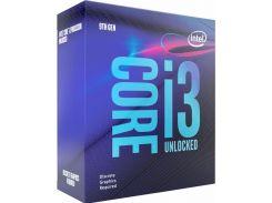 Процесор Intel Core i3-9350K (BX80684I39350K) Box