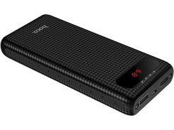 Батарея універсальна Hoco B20A 20000mAh Black  (B20A 20000 Black)