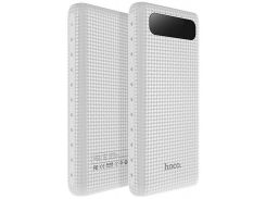 Батарея універсальна Hoco B20A 20000mAh White  (B20A 20000 White)
