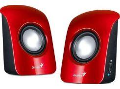 Колонки Genius SP-U115 червоні