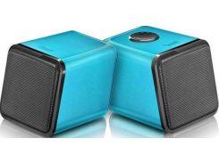 Колонки Divoom Iris-02 сині
