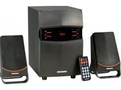 Акустична система Greenwave SA-335 Black/помаранчева