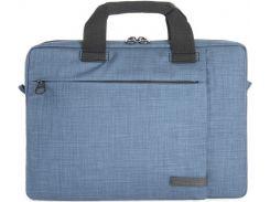Сумка для ноутбука Tucano Svolta Slim Bag PC Blue