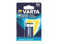 Батарейка Varta High Energy 6LR61 1 шт.