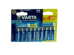 Батарейка Varta High Energy 12шт.