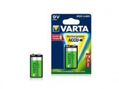 Акумулятор Varta Rechargeable Accu 200 mAh 1шт.