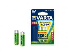 Акумулятор Varta Rechargeable Accu AA 2100 mAh 2шт.