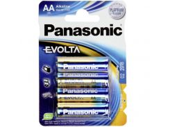 Батарейка Panasonic AA Evolta 4 шт