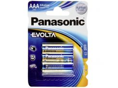 Батарейка Panasonic AAA Evolta 4 шт