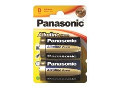 Батарейка Panasonic LR20 Alkaline Power 2 шт