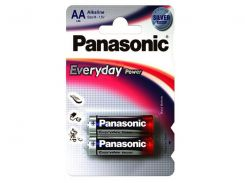 Батарейка Panasonic AA Everyday Power 2 шт