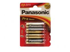 Батарейка Panasonic AA Pro Power 4 шт