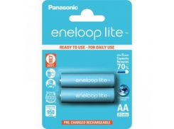 Акумулятор Panasonic AA Eneloop Lite 950 mAh 2 шт