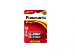 Батарейка Panasonic AAA Pro Power 2 шт