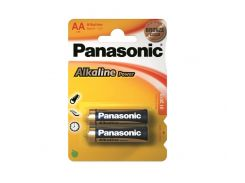 Батарейка Panasonic AA Alkaline Power 2 шт