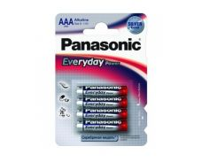 Батарейка Panasonic AAA Everyday Power 4 шт