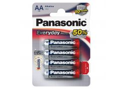 Батарейка Panasonic AA Everyday Power 4 шт