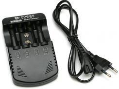 Зарядний пристрій PowerPlant PP-EU401